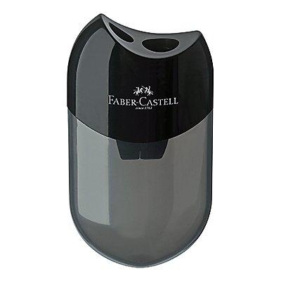 Faber-Castell Doppelspitzdose 183500 bis 8/10mm schwarz