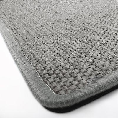 Teppich Sabang | Sisaloptik | BxL 50 x 100 cm | Anthrazit | Stärke: 3,5 mm | Certeo