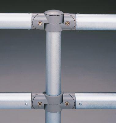 Systemgeländer aus Stahlrohr - Querrohr Ø 48 mm