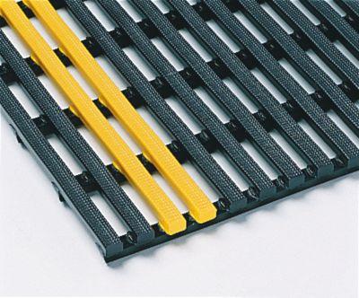 Anti-Rutschmatte - Recycling-PVC, pro lfd. m