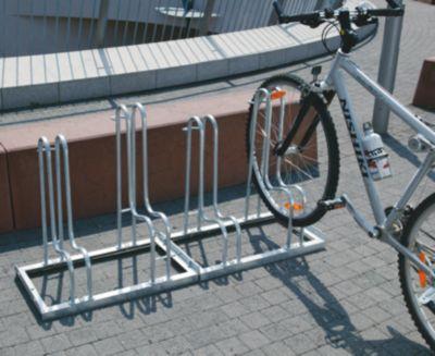 Standparker - zweiseitige Radeinstellung