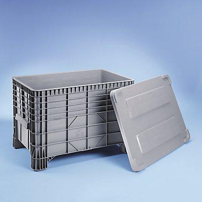 Deckel aus Polyethylen - für LxB 1030 x 600 mm