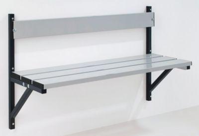 Wandbank - klappbar, Länge bis 1200 mm