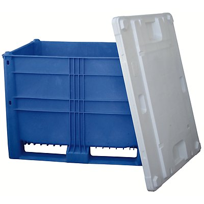 Großbehälter aus Polyethylen - Inhalt 623 l