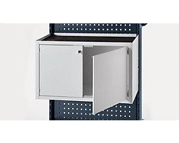 Armoire à portes battantes - l x p x h 760 x 450 x 330 mm