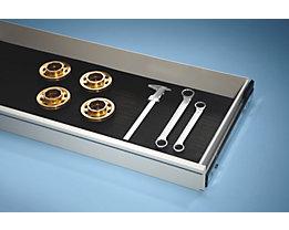Anti-Rutschmatte - für Großraumschrank - für Schranktiefe 500 / 600 mm