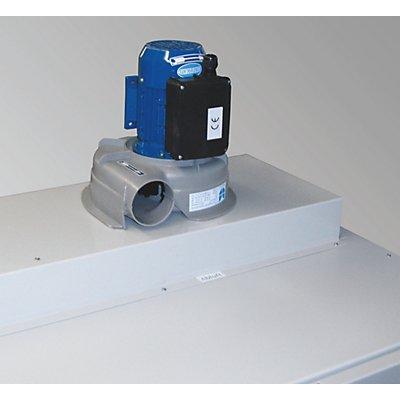 Entlüftungsaufsatz - Ex-geschützt - Spannung 400 V