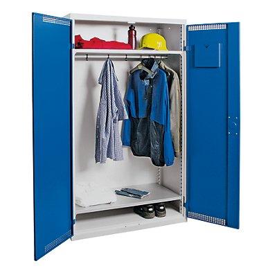 Garderobenschrank - 2 Fachböden