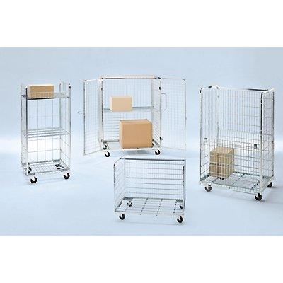 Transportsystem - Verkaufscontainer
