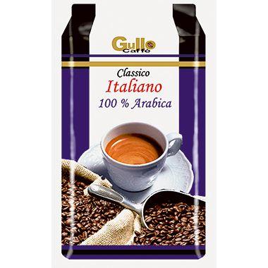 Gullo Kaffee Classico Italiano 10008 ganze Bohne 1.000 g/Pack.