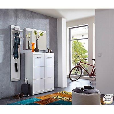 Garderobenpaneel Rio HxBxT 1520 x 300 x 230 mm