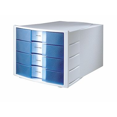 HAN Schubladenbox IMPULS DIN C4 4Schubfächer