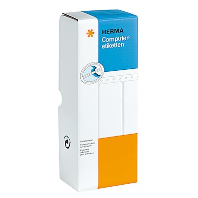 HERMA Endlosetikett 8211 88,9x35,7mm weiß 4.000 St./Pack.