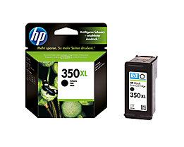 HP Tintenpatrone CB336EE#UUS Nr.350XL 1.000Seiten 25ml schwarz
