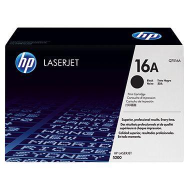 HP Toner Q7516A 16A 12.000Seiten schwarz