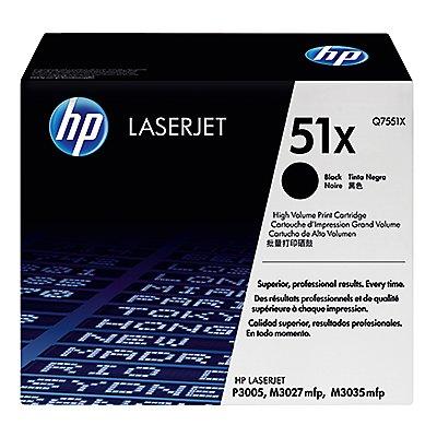 HP Toner  51X 13.000Seiten schwarz