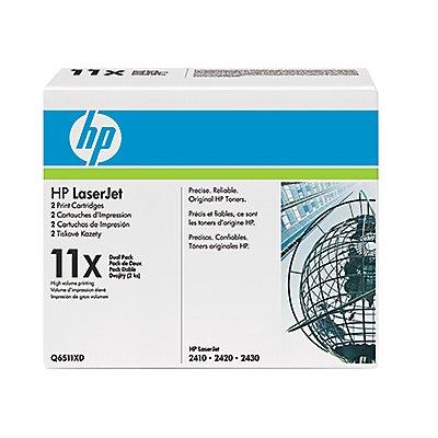 HP Toner Q6511X 11X 12.000Seiten schwarz