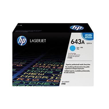 HP Toner 643A 10.000Seiten