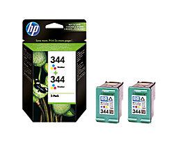 HP Tintenpatrone C9505EE Nr.344 450Seiten 14ml c/m/y 2 St./Pack.