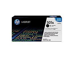 HP Toner Q6470A 501A 6.000Seiten schwarz