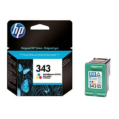 HP Tintenpatrone C8766EE#UUS Nr.343 260Seiten 7ml c/m/y