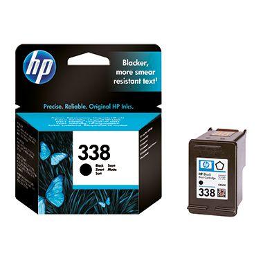 HP Tintenpatrone C8765EE#UUS Nr.338 450Seiten 11ml schwarz