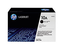 HP Toner Q2610A 10A 6.000Seiten schwarz