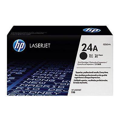 HP Toner Q2624A 24A 2.500Seiten schwarz