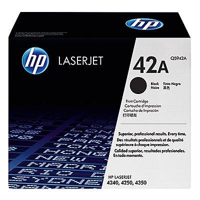 HP Toner Q5942A 42A 10.000Seiten schwarz
