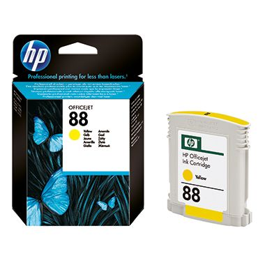 HP Tintenpatrone  Nr.88 10ml