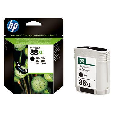 HP Tintenpatrone C9396AE Nr.88 58,5ml schwarz