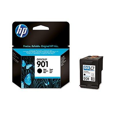 HP Tintenpatrone CC653AE#UUS Nr.901 4ml schwarz