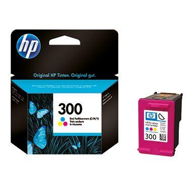 HP Tintenpatrone CC643EE#UUS Nr.300 4ml c/m/y