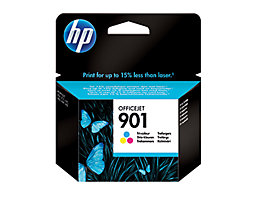 HP Tintenpatrone CC656AE#UUS Nr.901 9ml c/m/y