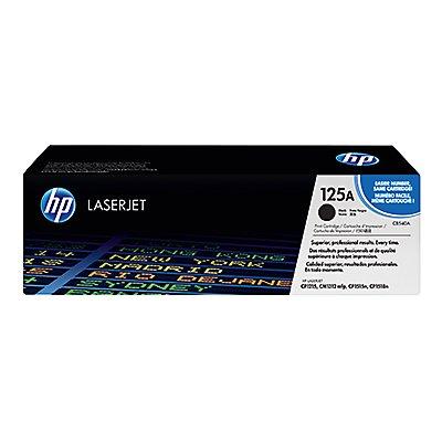 HP Toner CB540A 125A 2.200Seiten schwarz