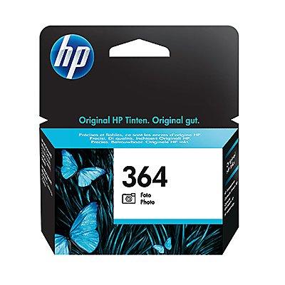 HP Tintenpatrone CB317EE#BA1 Nr.364 130Seiten 3ml fotoschwarz