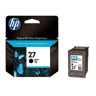 HP Tintenpatrone C8727AE#UUS Nr.27 280Seiten 10ml schwarz
