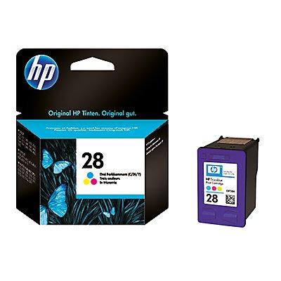 HP Tintenpatrone C8728AEUUS Nr.28 240Seiten 8ml c/m/y