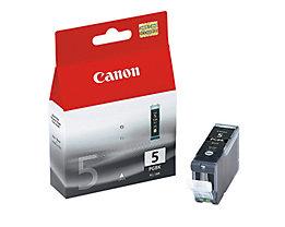 Canon Tintenpatrone PGI5BK 0628B001 26ml schwarz