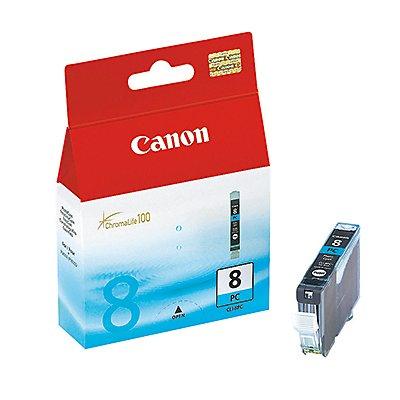 Canon Tintenpatrone CLI8PC 0624B001 13ml fotocyan