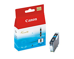 Canon Tintenpatrone CLI8C 0621B001 13ml cyan