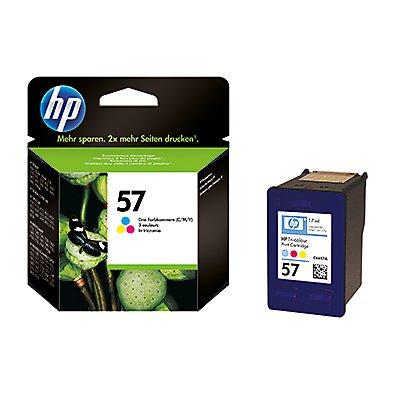 HP Tintenpatrone C6657AEUUS Nr.57 500Seiten 17ml c/m/y