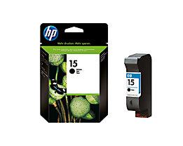 HP Tintenpatrone C6615DE Nr.15 25ml schwarz