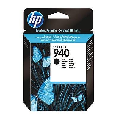 HP Tintenpatrone C4902AE Nr.940 1.000Seiten 22ml schwarz