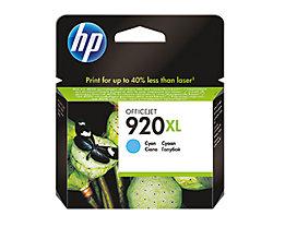 HP Tintenpatrone CD972AE#BGX Nr.920XL 700Seiten 6ml cyan