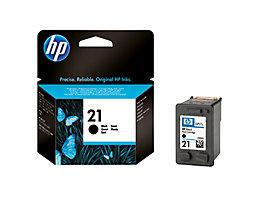 HP Tintenpatrone C9351AE#UUS Nr.21 150Seiten 5ml schwarz