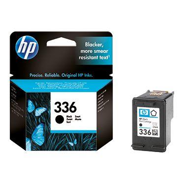 HP Tintenpatrone C9362EE#UUS Nr.336 5ml schwarz
