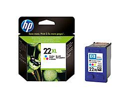 HP Tintenpatrone C9352CE#UUS Nr.22XL 415Seiten 11ml c/m/y