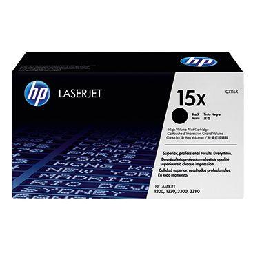 HP Toner C7115X 15X 3.500Seiten schwarz