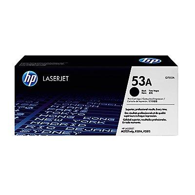 HP Toner Q7553A 53A 3.000Seiten schwarz
